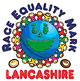 Lancashire Race Equality Mark Logo